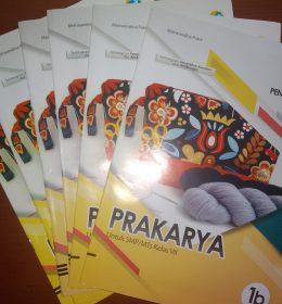 buku lks smp/mts prakarya