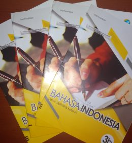 buku lks smp/mts bahasa indonesia