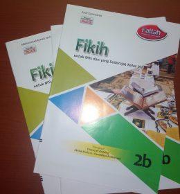 buku lks fiqih MTs Kurikulum 2013