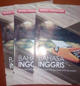 Buku LKS bahasa inggris